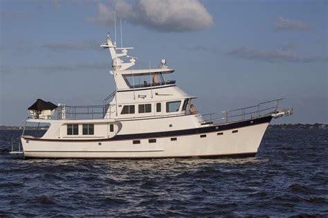 Kadey Krogen Boats by 2018 Krogen 58 Extended Bridge Power Boat For Sale Www