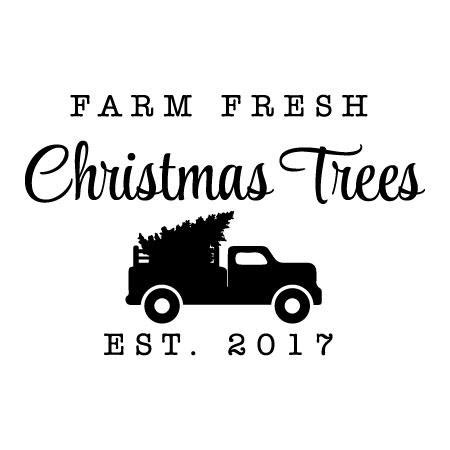 farm fresh trees wall quotes decal wallquotescom