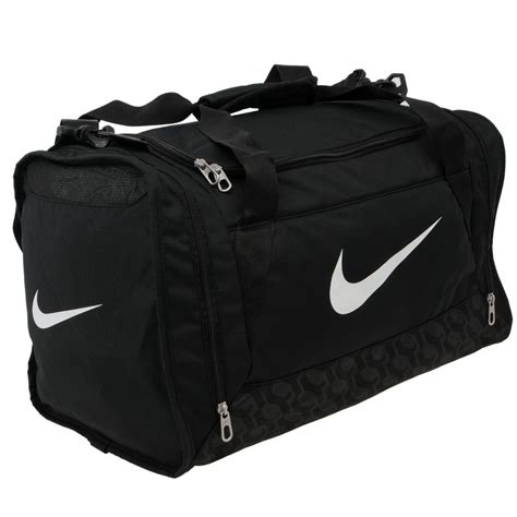 nike brasilia small grip bag black sports bag genuine