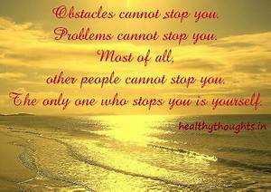 Inspirational Q... Medical Issues Quotes