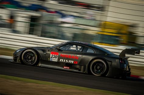 nissan gt  nismo gt revealed  super gt series