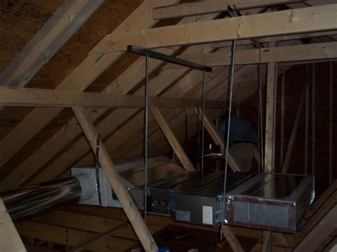 Mitsubishi Ducted Mini Split System what do ducted mini splits look like home energy pros forum
