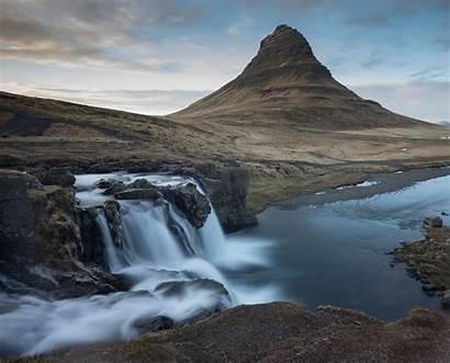Kirkjufell Iceland Island Islandia Islande Pixabay Atrakcje