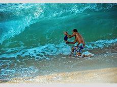 Havaiano fotografa ondas e vira ícone com imagens surreais