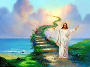 Stairway to Jesus - Bing images