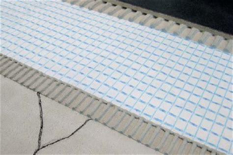 tile underlayment for ceramic tile installation