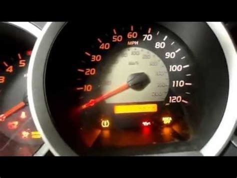 Maintenance Required Light Toyota Tacoma by Reset Maintenance Light On Any 2006 To 2014 Toyota