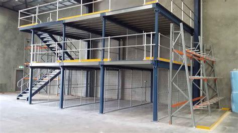 warehouse mezzanine floor racking bari engineering manufacturer racks