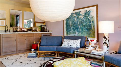 20 Pleasant Bamboothemed Living Rooms  Home Design Lover