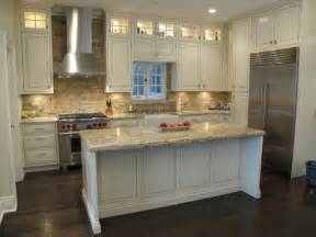 beautiful backsplashes kitchens award winning kitchen with brick backsplash chicago traditional kitchen chicago by