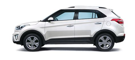 Here Are 7 Different Hyundai Creta Colours To Choose From