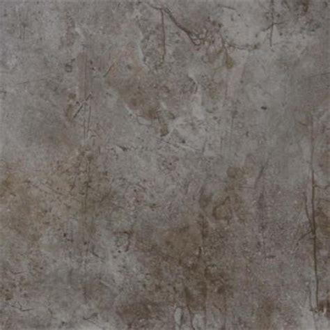 Home Depot Floor Tile by Trafficmaster Manor Wheat 12 In X 12 In Glazed Ceramic