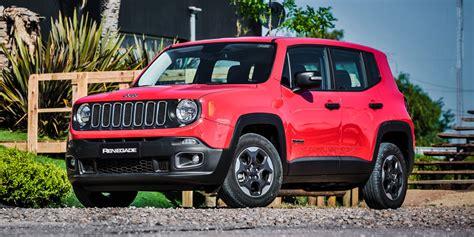 jeep renegade versiones equipamiento  precios  valvulas