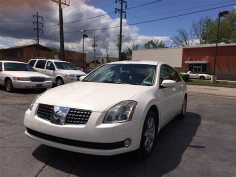 auto air conditioning service 2006 nissan maxima lane departure warning find used 2006 nissan maxima sl in 444 fourth ave huntington west virginia united states