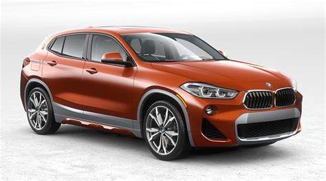 bmw colors bmw x2 brings a cool and color palette