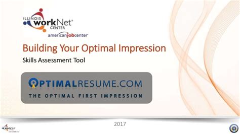 Resume Building Tool by Self Assessments Resume Builder Tools