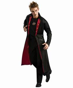 Adult Vampire Coat Halloween Costume - Men Vampire costumes