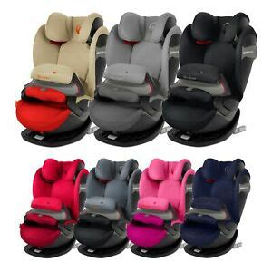 cybex pallas isofix cybex pallas s fix 1 2 3 r44 04 isofix belted baby child car seat ebay