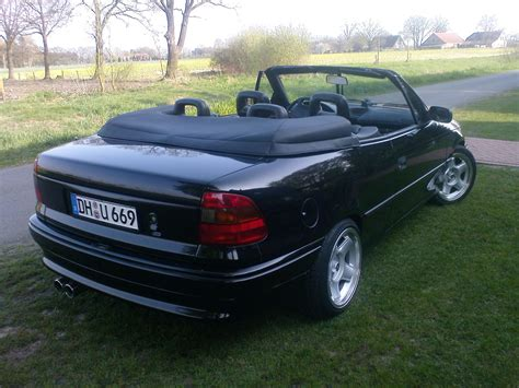 1996 Opel Astra F Cabrio Pictures Information And Specs Auto Database