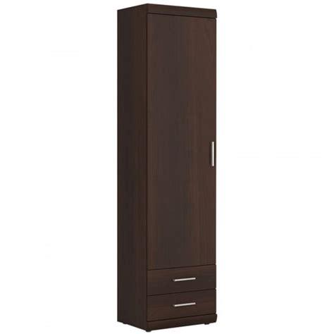 slim cabinet with door furniture espresso wooden narrow storage cabinet