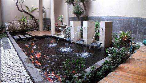 membuat filter kolam ikan  benar rumahliacom