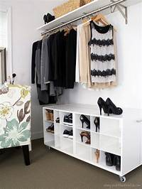shoe organizers for closets Shoe Trolley DIY Shoe Organizer