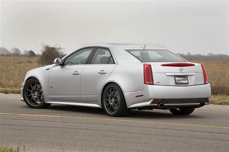 Cts V Hp by Zr1 Sedan Hennessey Releases 600 800 Hp Packages For 2009