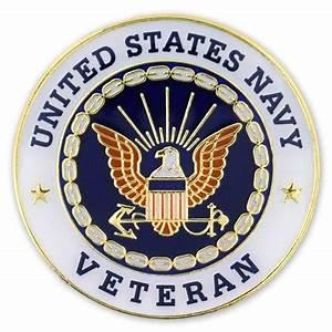 Military Pins   U.S. Navy Veteran Pin   PinMart   PinMart