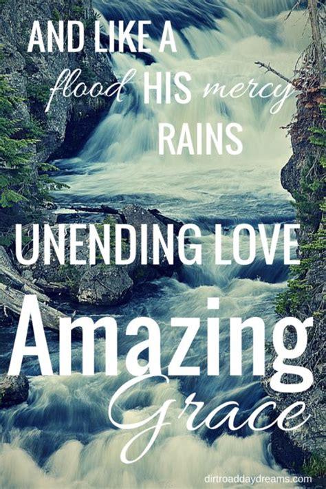 flood  mercy rains unending love amazing