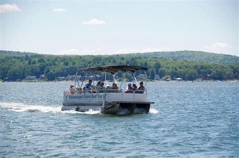 Lake Wallenpaupack Boat Rentals by Tours Wallenpaupack Boat Tour