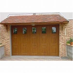Porte De Garage 4 Vantaux : porte de garage 4 vantaux bois exotique ~ Dallasstarsshop.com Idées de Décoration