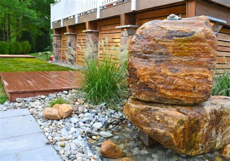 landscaping with large stones natural large rocks for landscaping homesfeed