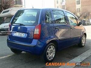 2006 Fiat Idea 1 3 Multijet 16v Active