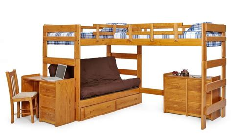 bunk bed with desk cheap 25 awesome bunk beds with desks for