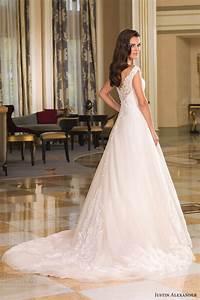 Justin alexander fall 2016 wedding dresses wedding inspirasi for Justin alexander wedding dress prices