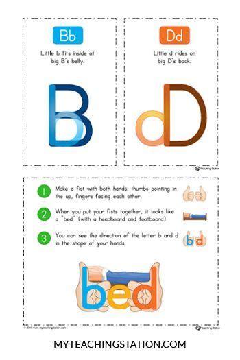 eliminate   letter reversal letter namessounds