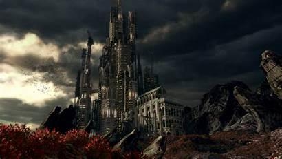Tower Dark Fantasy King Stephen Wallpapers Castle