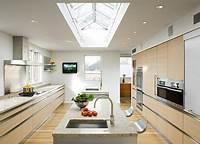 lovely larget kitchen plan Kitchen Design for Large Space | HOME MODERN