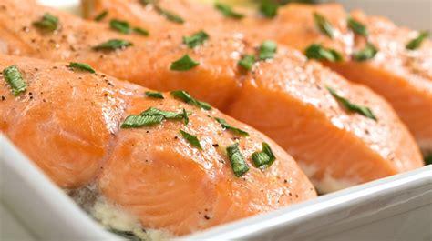 comment cuisiner le saumon au four 28 images fiche