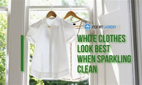 how to keep white shirts white how to keep your white clothes sparkling clean pick my laundry
