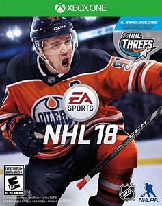 NHL 18 EBGamesca