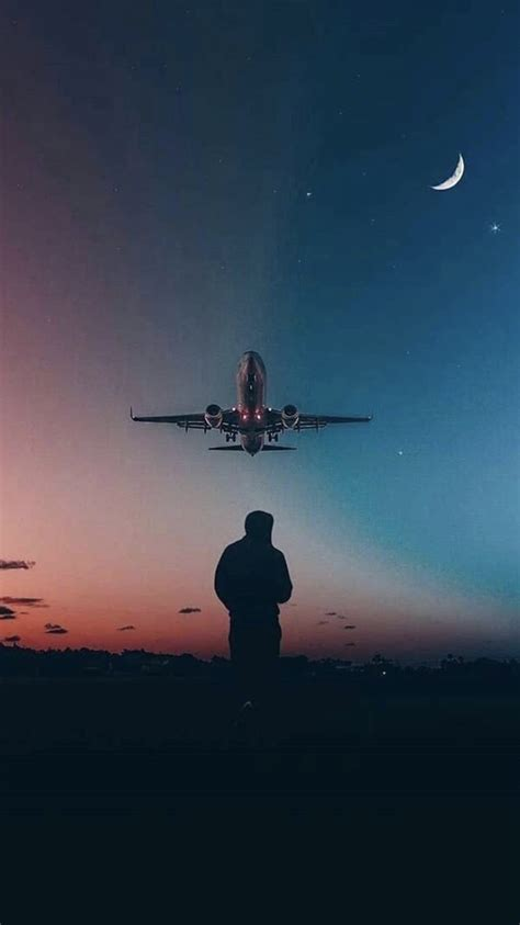 Airplane Aesthetic Wallpapers Top Free Airplane