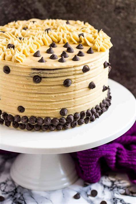 mocha layer cake   baker