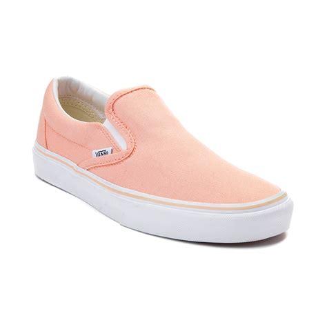 Vans Slip On Skate Shoe - orange - 497042