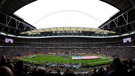 Tickets to sports, games and more! Jacksonville Jaguars to play two home games at Wembley Stadium in 2020 - League Radar