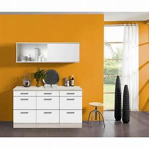 Singleküche 150 Cm : singlek che genf breite 150 cm ohne elektroger te wei ~ Watch28wear.com Haus und Dekorationen