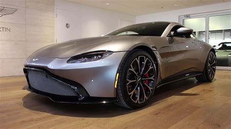 Review Aston Martin Vantage by 2019 Aston Martin Vantage Review Start Up Revs And