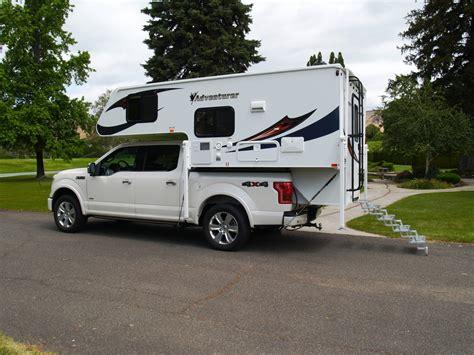 Adventurer Truck Camper Model 80rb