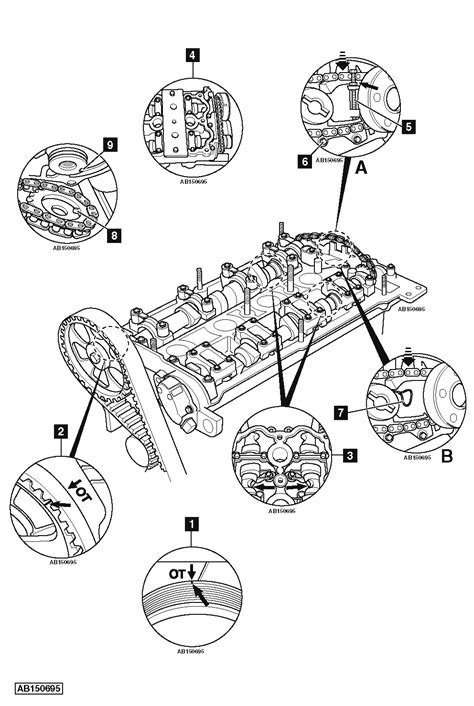 1987 volkswagen passat timing chain replacement diagram how to replace timing chain in cylinder head on vw passat what is timing chain rd