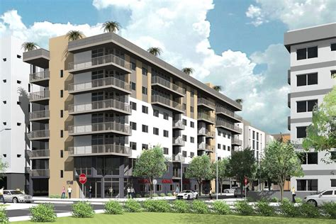 New 7-story Apartment Building Planned Near Highland And